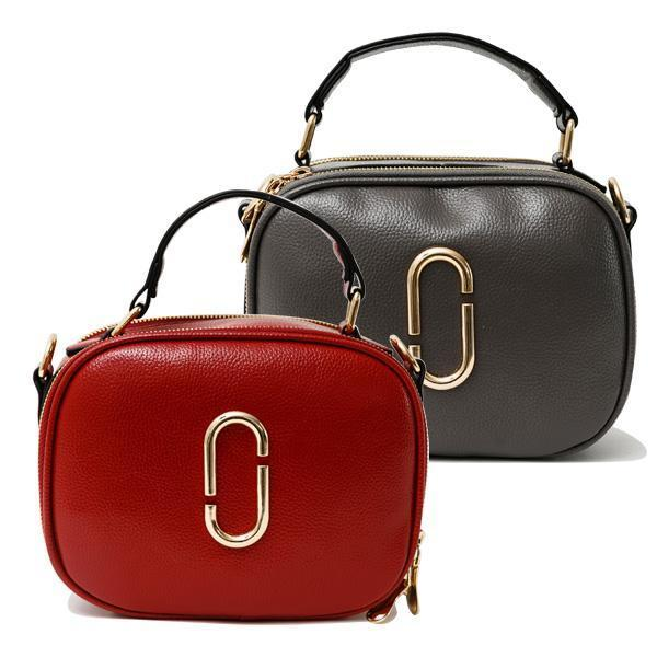 Heraposh  Bags Red Courtney Convertible Handbag HP-BA000030