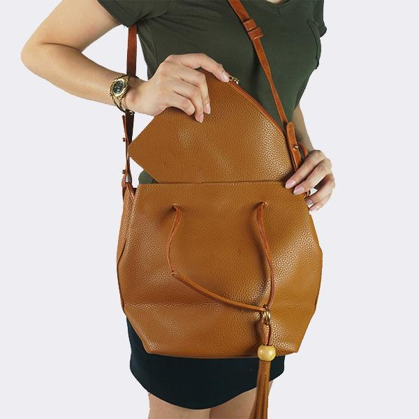 Heraposh  Bags Vintage Daily Sling Bag & Pouch HP-BA000041