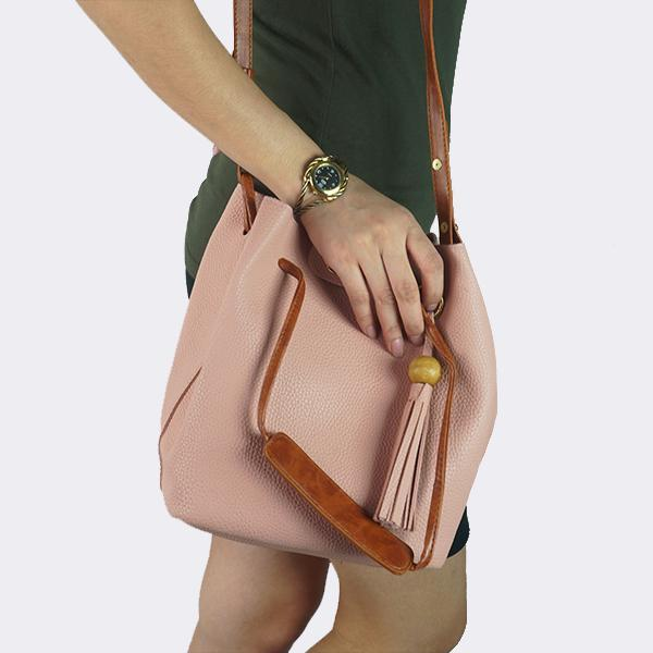 Heraposh  Bags Pink Daily Sling Bag & Pouch HP-BA000041