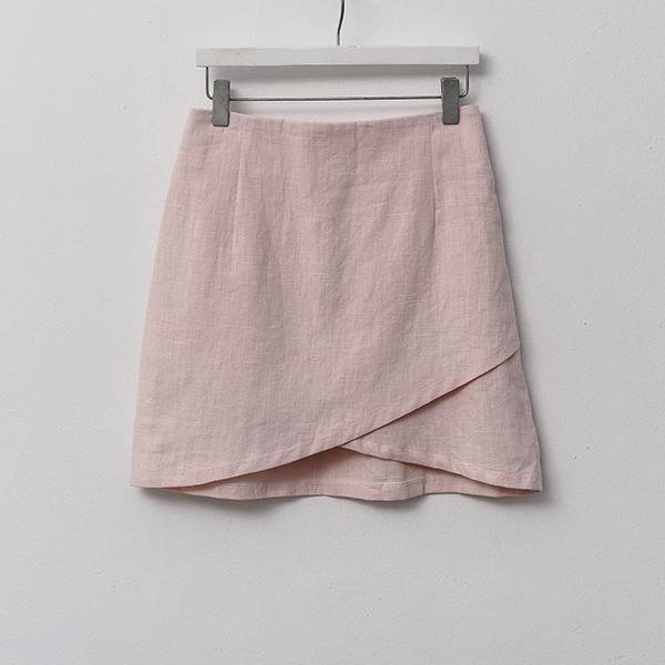 Heraposh  Bottoms Free Size / Pink Denise X Skirt HP-B000012