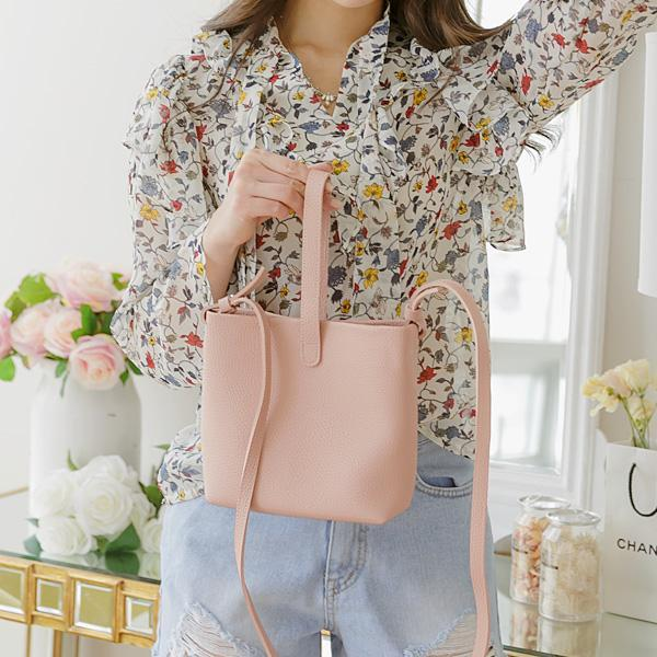 Heraposh  Bags Old Rose Ellie Sling Bag HP-BA000038