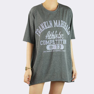 Heraposh  Tops Free Size / Grey Franklin Marshall Shirt HP-T000067