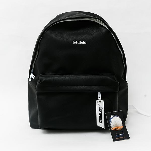 Heraposh  Bags Black Kim Simple Backpack HP-BA000017