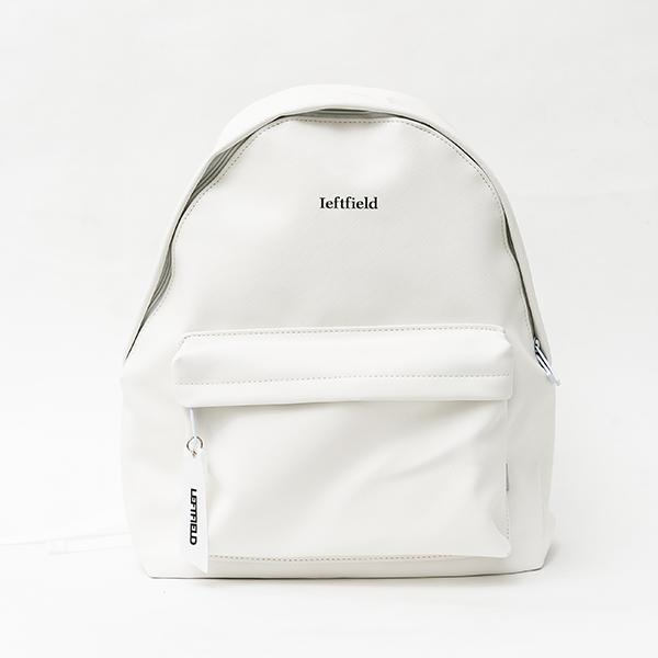 Heraposh  Bags White Kim Simple Backpack HP-BA000017