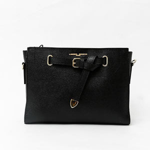 Heraposh  Bag Black Paris Limited Edition Convertible Shoulder Bag HP-BA000026