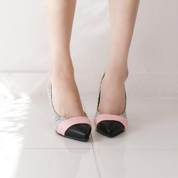 Heraposh  High Heels 230 / Black Polly High Heels HP-S000002