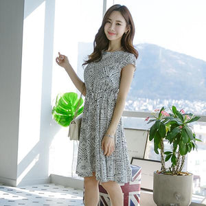 Heraposh  Dresses Reese Printed Casual Dress HP-D000027