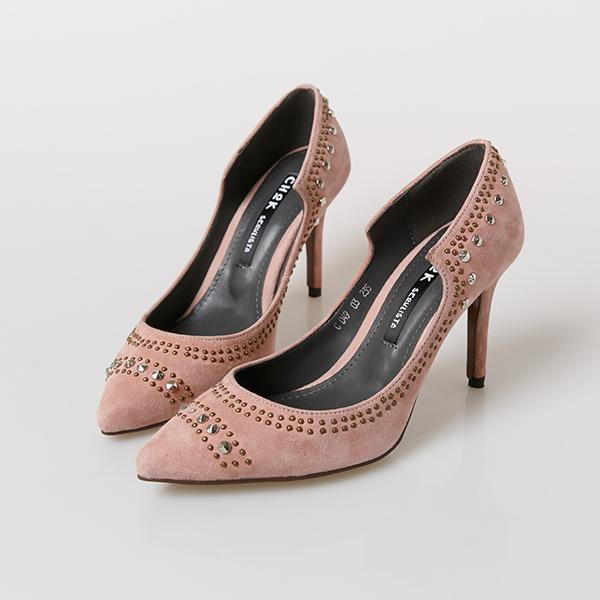 Heraposh  High Heels 230 / Pink Seolista Latte High Heels HP-S000007
