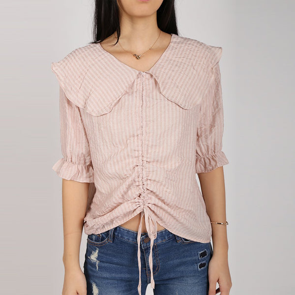 Heraposh Tops Tiffany Drawstring Top T000040