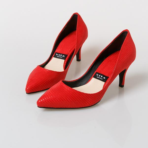 Heraposh  High Heels 230 / Red Vita High Heels HP-S000005