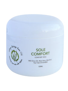 Sole Comfort – Foot Cream