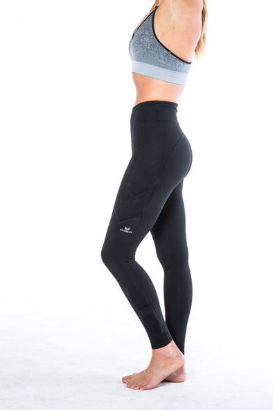 WOMEN'S ULTRA COMPRESSED WEIGHTED LEGGING
