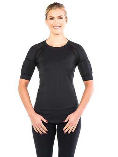 Women's Fitted Weighted Short Sleeve