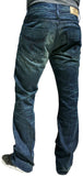 Men's Flare, Boot cut, Wide Leg Jeans in USA Denim - Hendrix (Atom Wash)