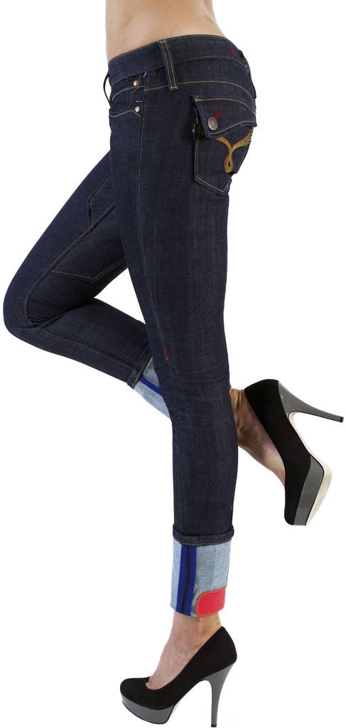 "Women's Premium Skinny Jeans - Chloe Skinny ""TAILORED FROM WITHIN"""