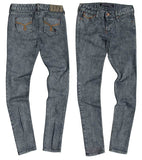 Color Skinny Jean's, Color Denim ( Grey Color Skinny Fit Jean's )