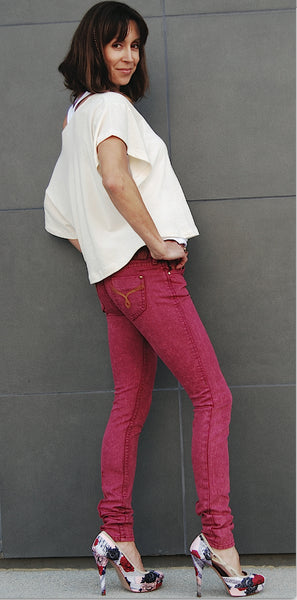 Color Skinny Jean