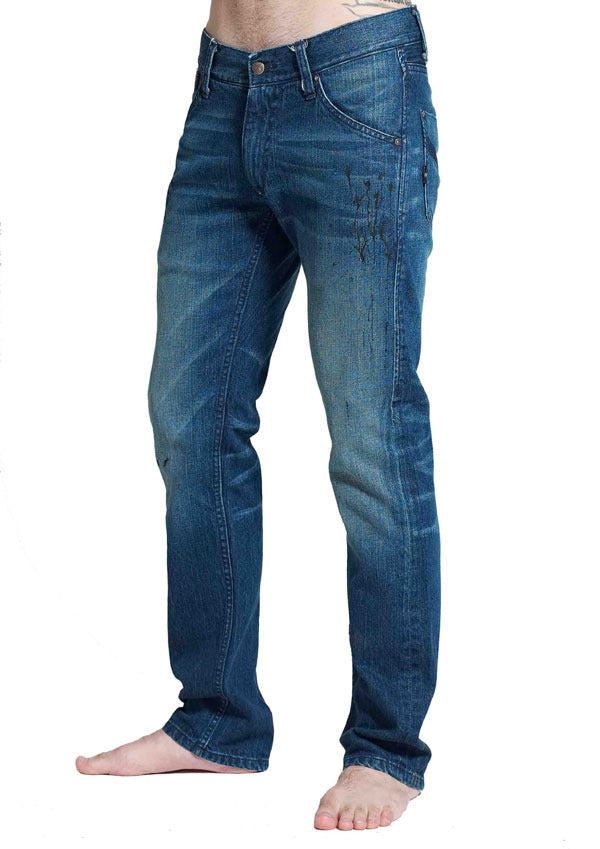 Men's Slim Skinny Jeans - Lennon (Eclipse Wash)