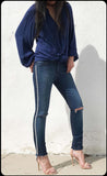 WOMEN'S SKINNY DENIM JEAN