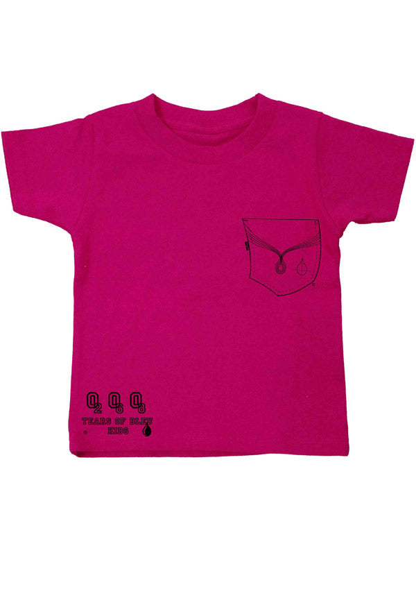 Kid's Tee Shirt - Pocket Tee