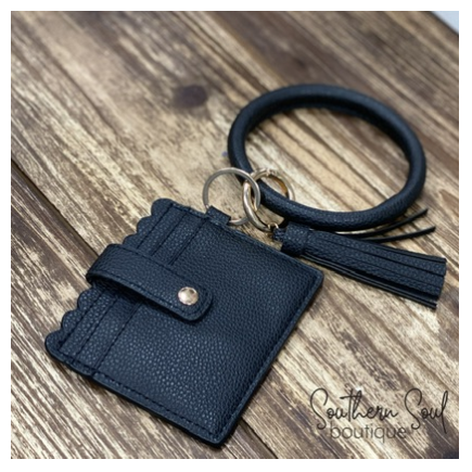 Wristlet with Credit Card Slot