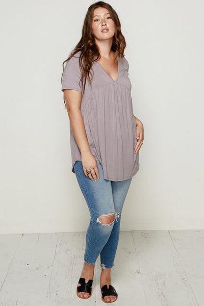 Babydolls Short Sleeve Top