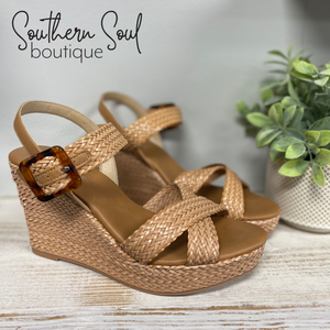 Best Known Braid Sandal