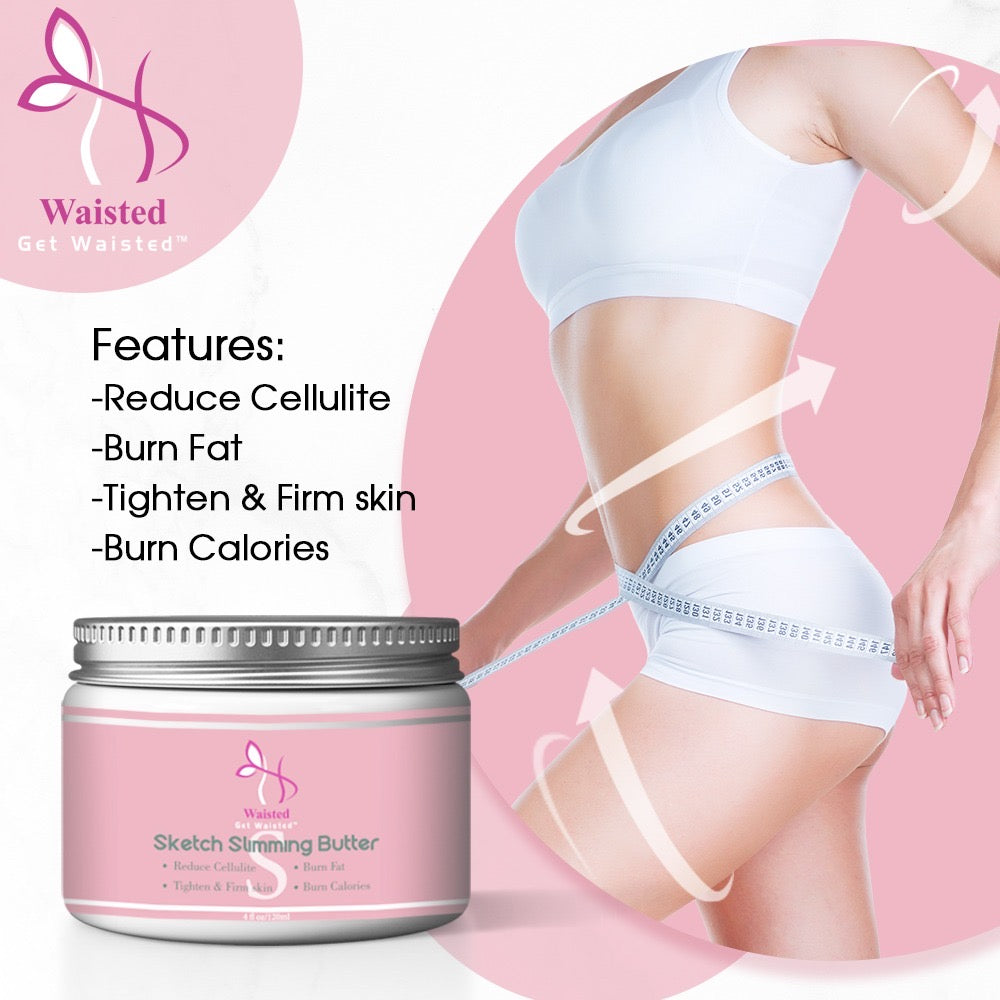 Sketch Slimming Fat Burning Body Butter