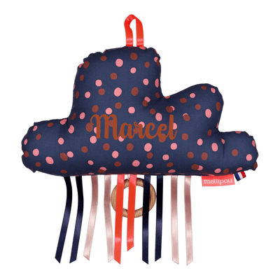 Doudou musical mixte - Nuage Katy