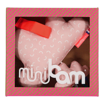 Coussin musical fille - Minibam nuage Janis
