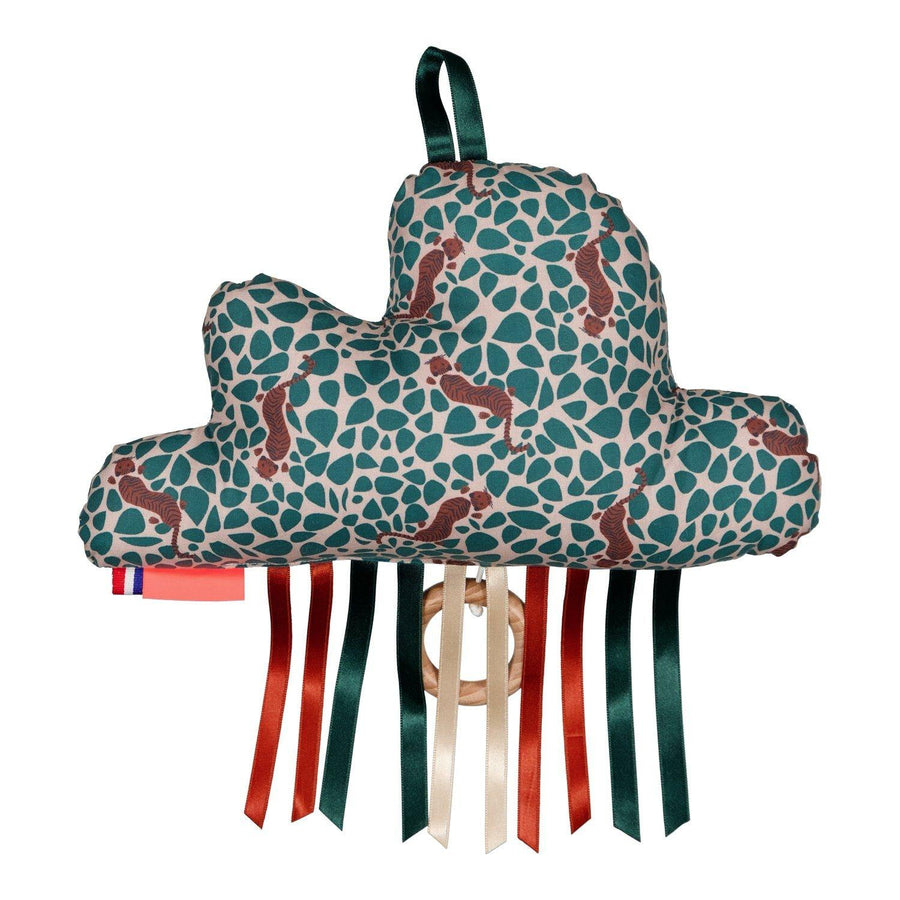 Doudou musical - Coussin nuage Mika