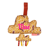 Coussin musical personnalisable - Minibam Alicia