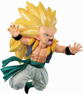 Dragon Ball - Super Saiyan 3 Gotenks Rising Fighters - Bandai Character Ichiban Prize Figure