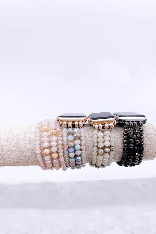 Apple Watch Beaded Bracelets