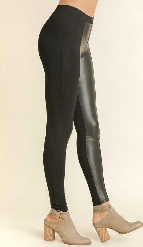 Cotton and Lycra Leggings