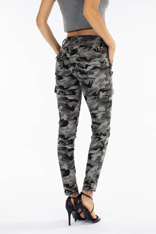 Stand Tall Army Pants