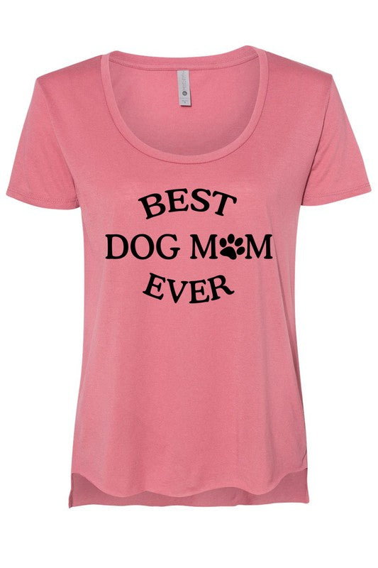 Best Dog Mom Ever Graphic Tee