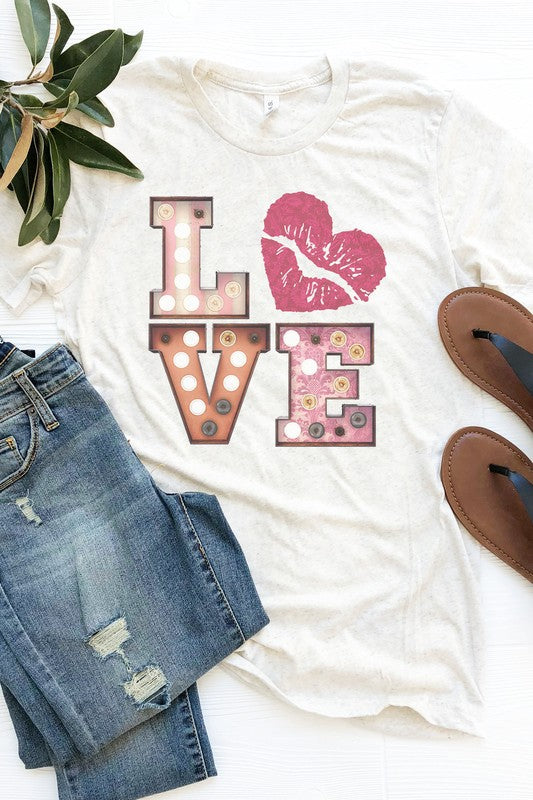 Love Vintage Graphic Tee