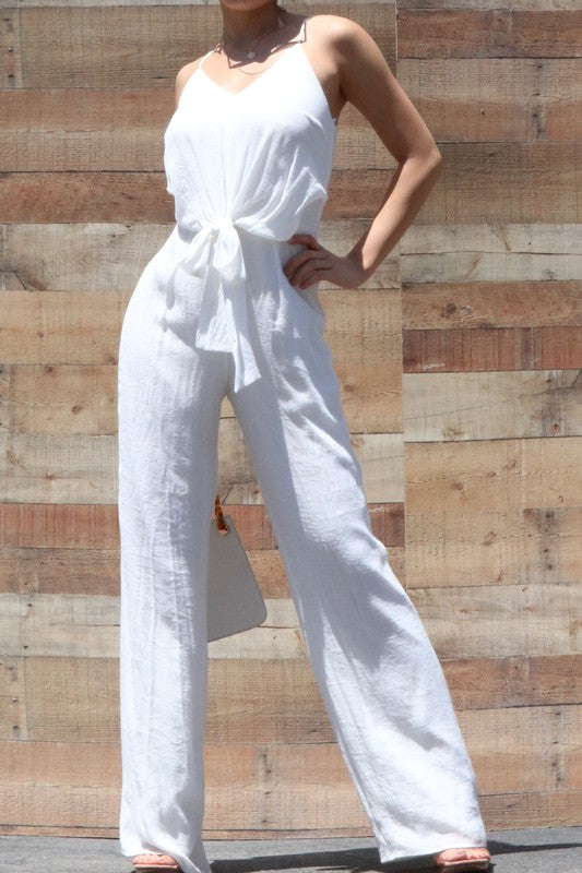 Summer Time Jumpsuit