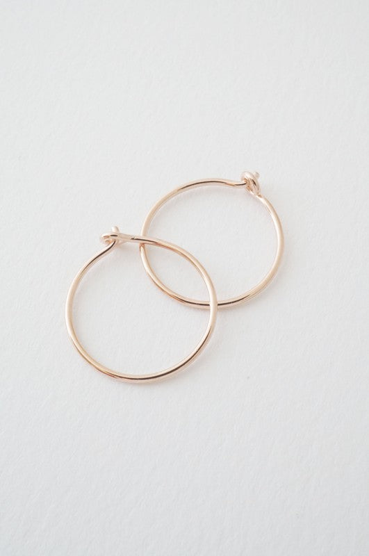 Everyday Minimalist Hoops