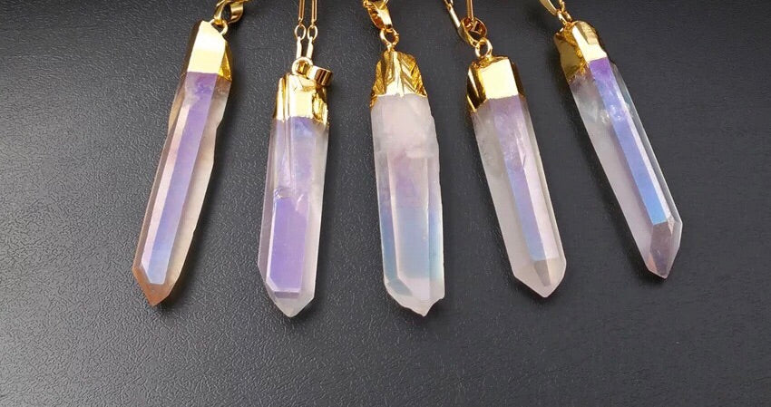 Kalia Angel Aura Necklace