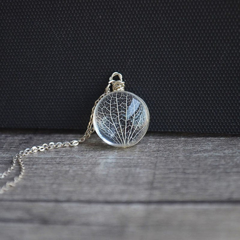Kabbalah Tree Of Life Anhänger mit Sterling Silber Halskette