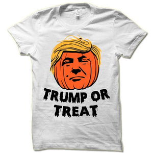 Trump or Treat Halloween T-Shirt