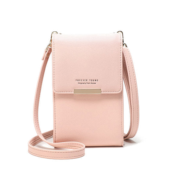 Concise Style Crossbody Bag