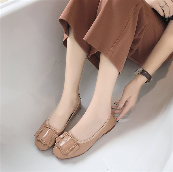 Soft Sole Comfy Slip On Flat Loafers For Women
