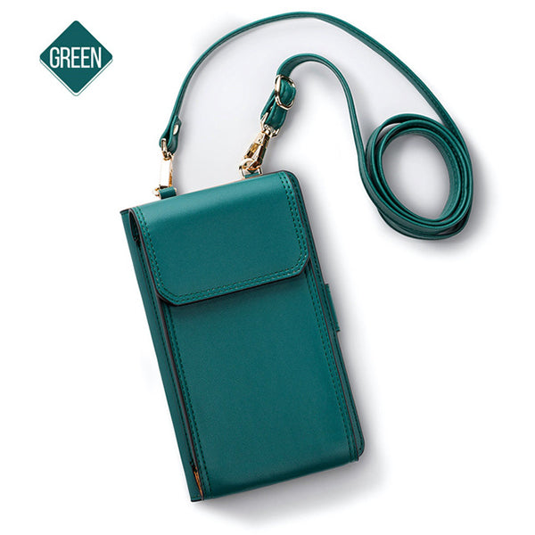 The Latest Fashion Girl Phone Bag Leather Case