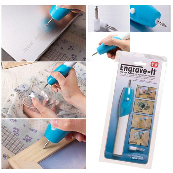 Practical Electric Engraving Pen