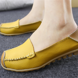 Comfy  Casual  Soft  Bottom  Flat  Shoes