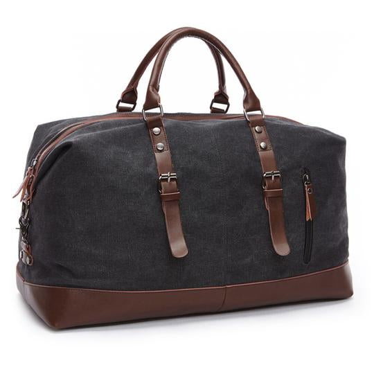 Leather Men's Travel Bags