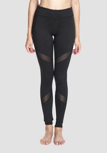 High Waist Mesh Yoga Pants-Mesh Leggings-2UBest.com-2UBest.com